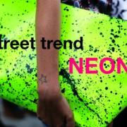 Quem disse que Neon só vingava nos anos 80?