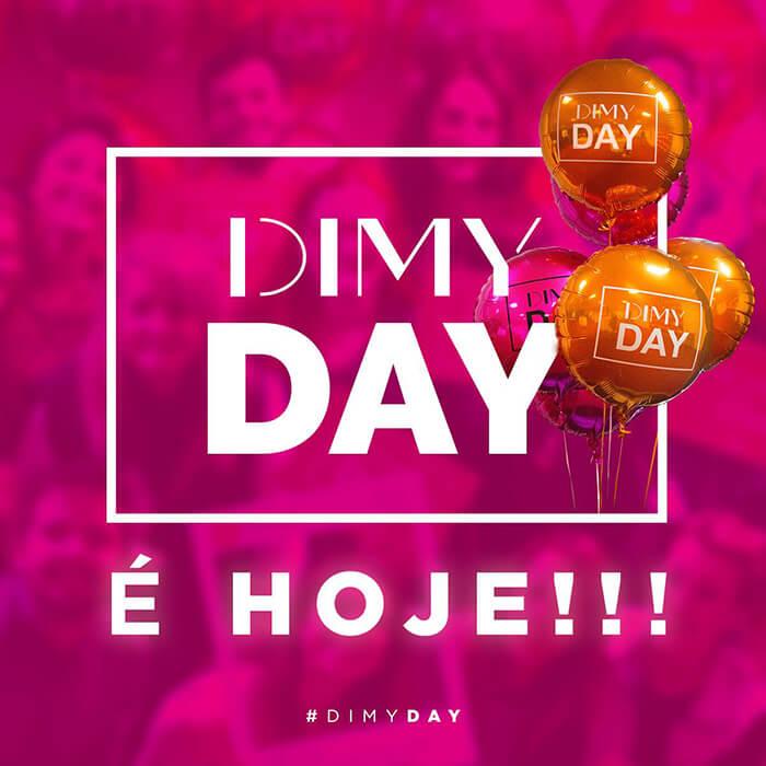 convite Dimy day