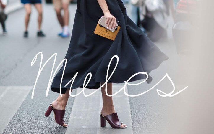 Mules, hot or not?