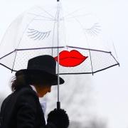 "Street Style ""guarda chuva""?"