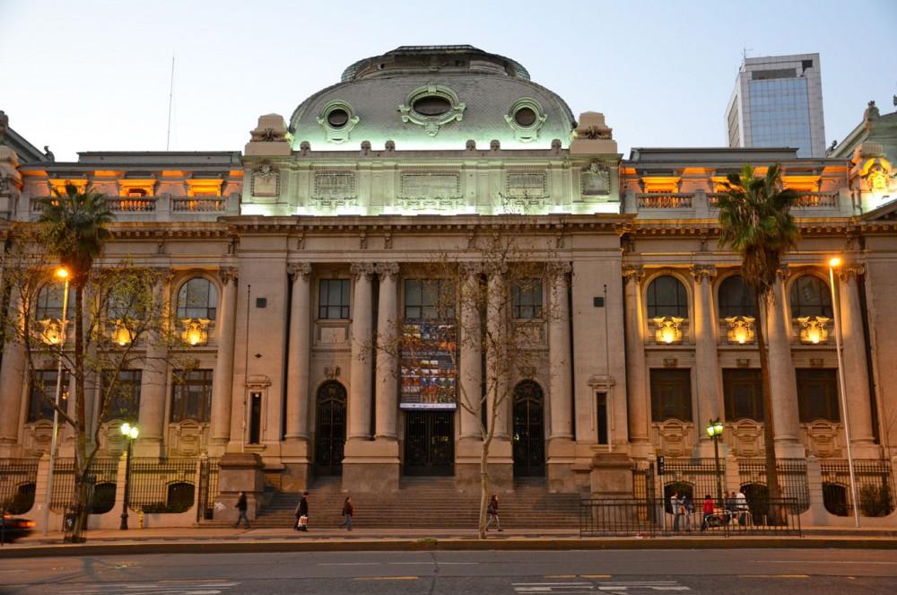 Dicas de Viagem - Biblioteca_Nacional_de_Chile