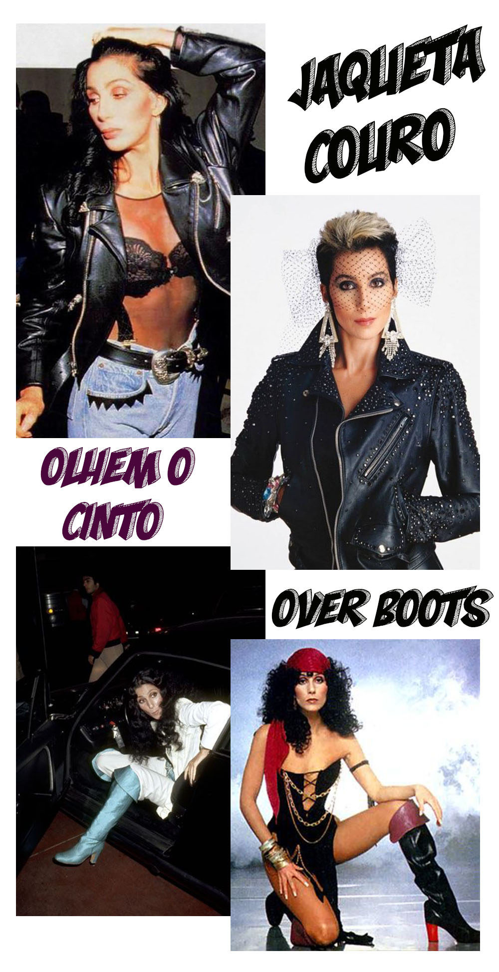As 24 vezes que a Cher te inspirou (sim, a Cher!)
