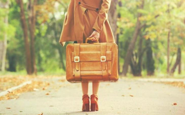 Quantos corações cabem em duas malas?
