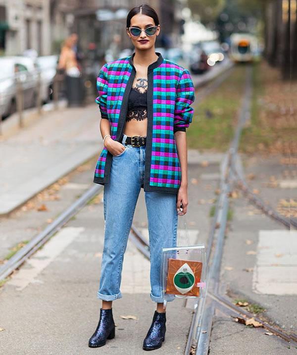 mom-jeans-jaqueta-xadrez