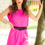 Pink Lover (Look do dia)