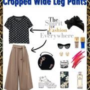 Cropped Wide Leg Pants…ahm???