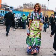Street Style Semana de moda