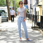 """Tirando o """"jeans da mamãe"""" do closet"""