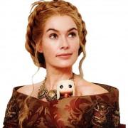 Cersei Lannister: Qual o seu penteado?