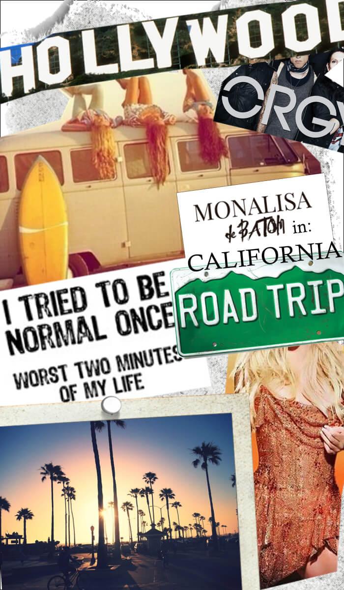Garota eu vou pra California