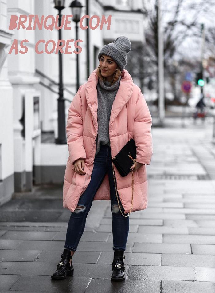 10 looks incríveis com a puffer jackets