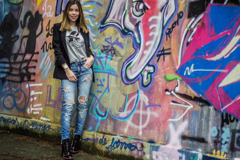 a coleção de primavera da Ziann Jeans