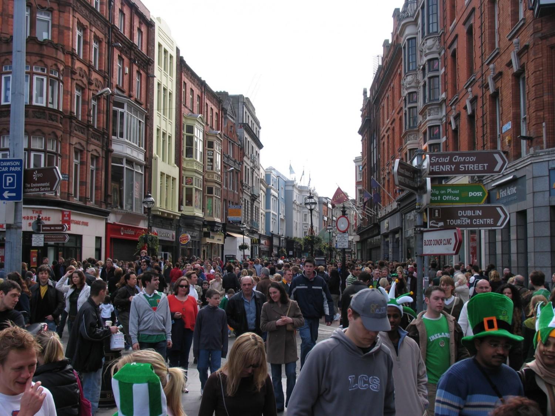 Momento nostalgia: Dublin