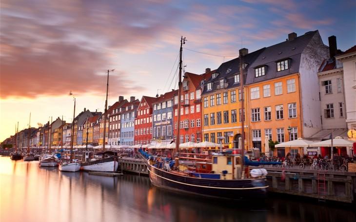 Próxima parada: Copenhagen