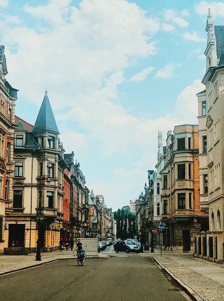 #Looktour por Pirna, essa fofura na Alemanha